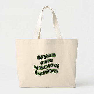 83 butt-load large tote bag