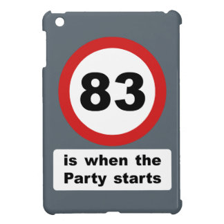 83 is when the Party Starts iPad Mini Cover