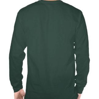 83.o Camiseta larga de la manga de la división de