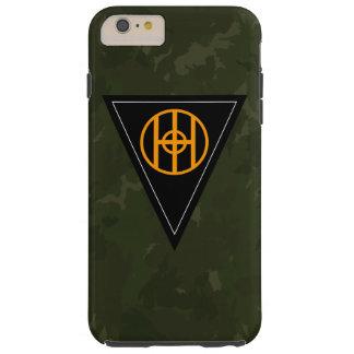 "83.o División de infantería ""división del rayo "" Funda De iPhone 6 Plus Tough"