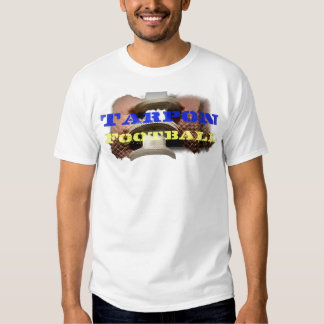 #83 Tarpon Football T Shirt
