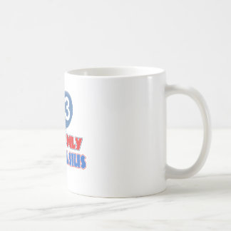 83rd birthday designs coffee mug