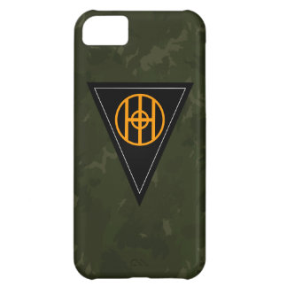 """83rd Infantry Division """"Thunderbolt Division"""" iPhone 5C Cases"""