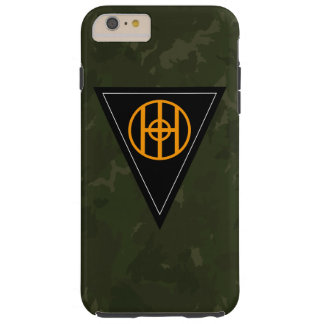 "83rd Infantry Division ""Thunderbolt Division"" Tough iPhone 6 Plus Case"