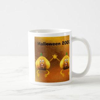 8402-001-02-1062, 8412-006-10-1062, Halloween 2007 Coffee Mug