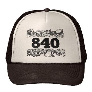 840 TRUCKER HAT