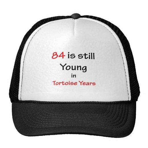 84 años de la tortuga gorras