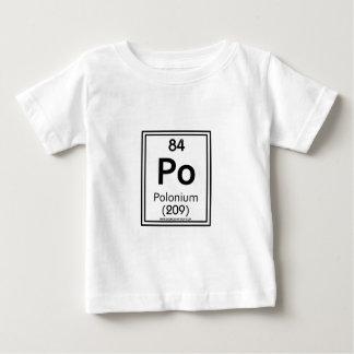 84 Polonium Baby T-Shirt