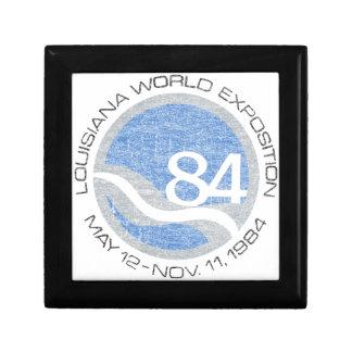 84 Worlds Fair Keepsake Box