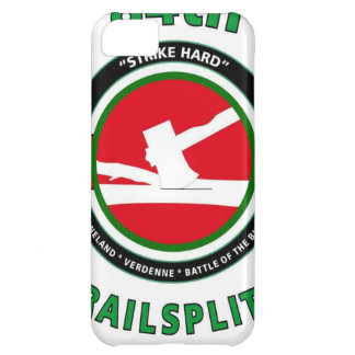 """84TH INFANTRY DIVISION """"THE RAILSPLITTERS"""" iPhone 5C CASES"""