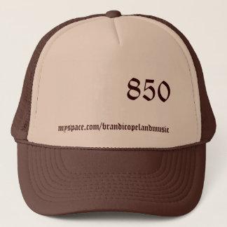 850 Khaki/Brown Hat