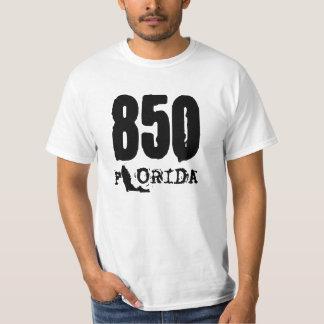 850 Pensacola, Tallahassee Florida T-Shirt