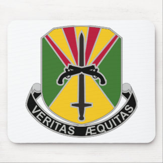 850th Military Police Battalion Mouse Pad