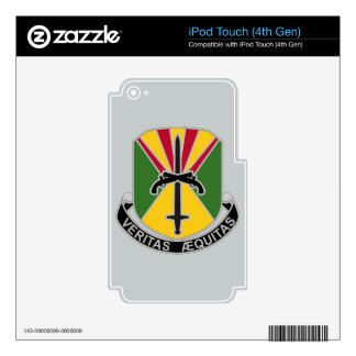850th Military Police Battalion Decals For iPod Touch 4G