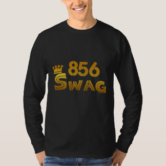 856 New Jersey Swag T-shirt