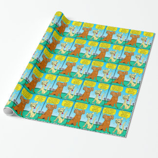 857 you need a psychologist cartoon wrapping paper