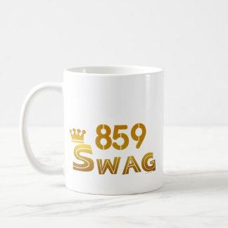 859 Kentucky Swag Coffee Mug