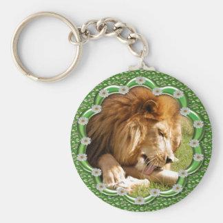 85 african-lion-st-patricks-0005 llaveros personalizados