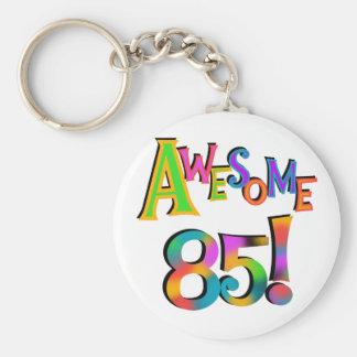 85 camisetas y regalos impresionantes del cumpleañ llavero redondo tipo pin