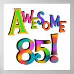 85 camisetas y regalos impresionantes del cumpleañ poster