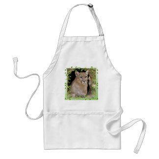 85-cougar-st-patricks-0055 adult apron