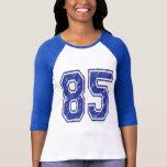 85 Custom Jersey T-Shirt