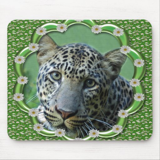 85 leopard-st-patricks-0005 mouse pad