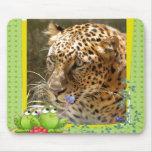 85 leopard-st-patricks-0013 alfombrilla de raton