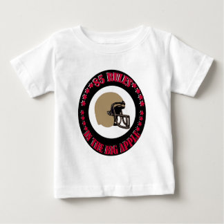 85 RULES IN NYC BABY T-Shirt