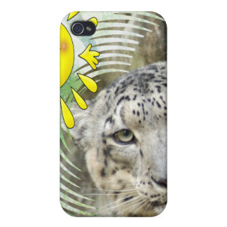 85-snow-leopard-st-patricks-0017 cases for iPhone 4