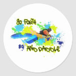 85.Urban kayak4 Sticker