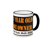 85 Year Old, One Owner - Needs Parts, Make Offer Mugs