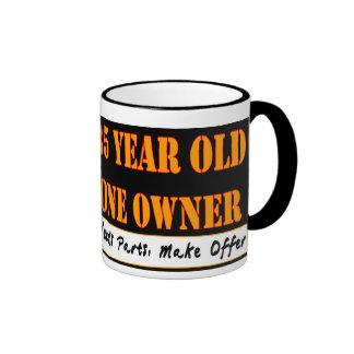 85 Year Old, One Owner - Needs Parts, Make Offer Ringer Mug