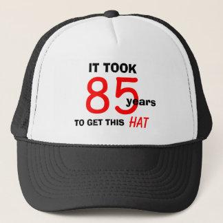 85th Birthday Gag Gifts Hat for Men