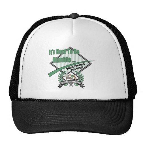 85th birthday hat