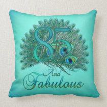 85th Birthday Pillows