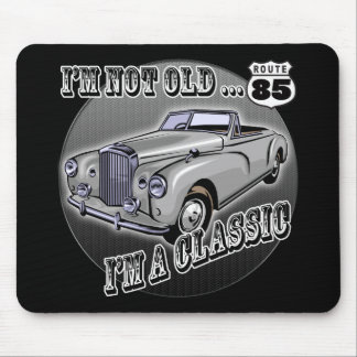 85th Birthday T-shirts and Gifts Mouse Mats