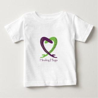 8621_Healing_Hugs_logo_8.31.11_test-2 Baby T-Shirt