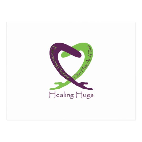 8621_Healing_Hugs_logo_8.31.11_test-2 Postcard