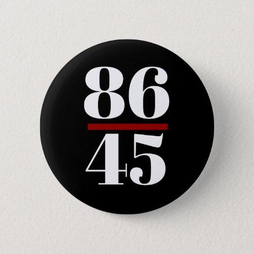 8645 Anti Trump Button