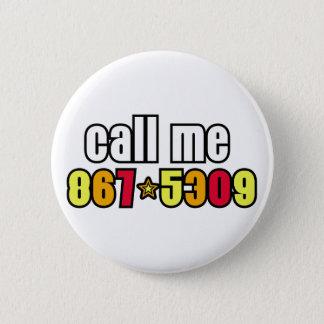 867-5309 BUTTON
