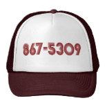 867-5309 GORRAS