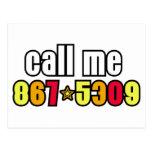867-5309 POSTAL