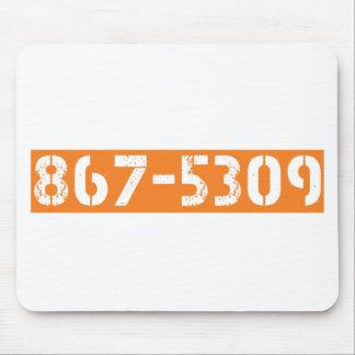 867-5309 ALFOMBRILLAS DE RATÓN