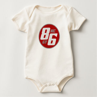86 ae or gt? baby bodysuit