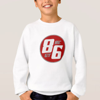 86 ae or gt? sweatshirt