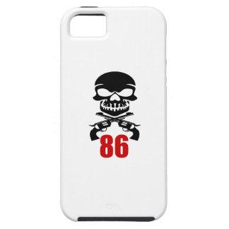 86 Birthday Designs iPhone SE/5/5s Case