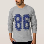86 Custom Jersey T-Shirt