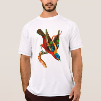 86 Different Styles Painted Bunting Bird T-shirts
