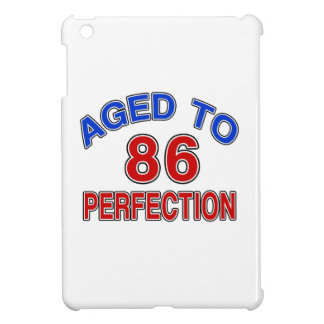 86 envejecido a la perfección
